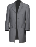 Mid Grey Prince Edward Suit