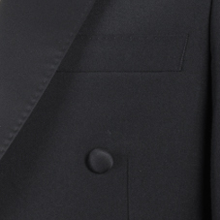 Black Evening Tailcoat Jacket