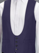 Ben Sherman Navy Horseshoe - Available From 4th May 2018 Waistcoat