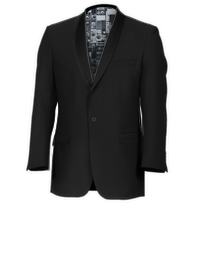 Ben Sherman Black Shawl Collar Dinner Jacket